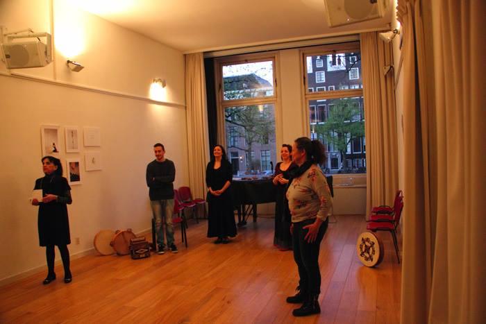 Italian Cultural Institute Amsterdam April 2016