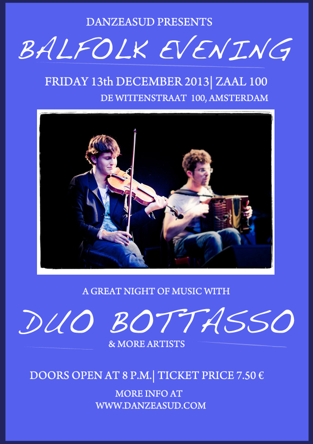 BALFOLK DUO BOTTASSO