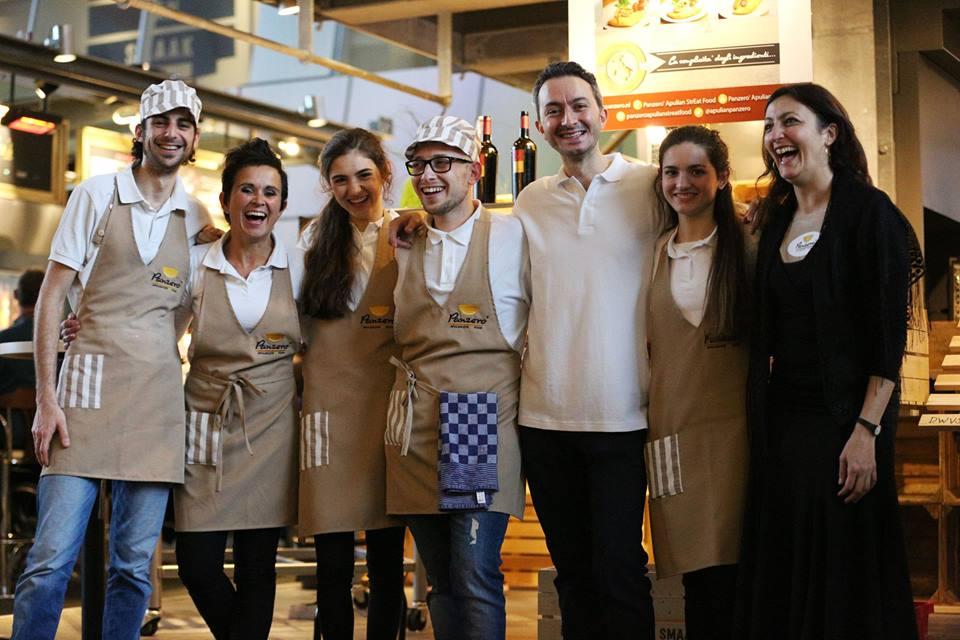 Wereld van Smaak. Apulian Food Panzero'