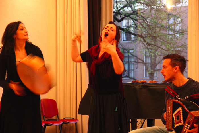 Performance at IICA April 2016